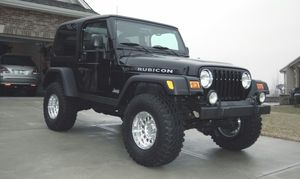 Wrangler Rubicon 2003 Jeep for Sale in Birmingham, AL
