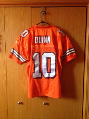 Brady Quinn Cleveland Browns Jersey (Size 48) for Sale in Chicago, IL