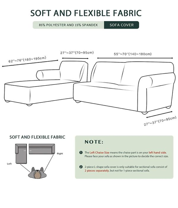 Sofa/Sectional COVER
