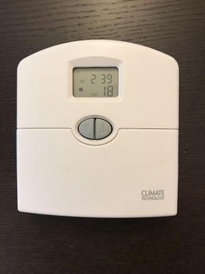 Climate Technology thermostat for Sale in BEL TIBURON, CA