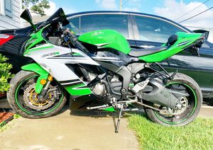 2015 Kawasaki Ninja ZX6R 636 Best for Sale in Sioux Falls, SD