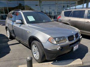 2005 BMW X3 for Sale in Fontana, CA