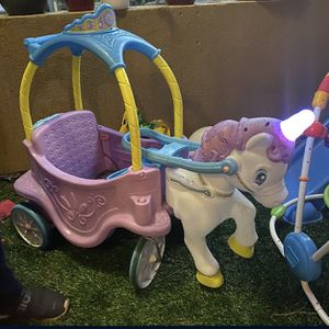 Unicorn Carriage for Sale in Rancho Cucamonga, CA