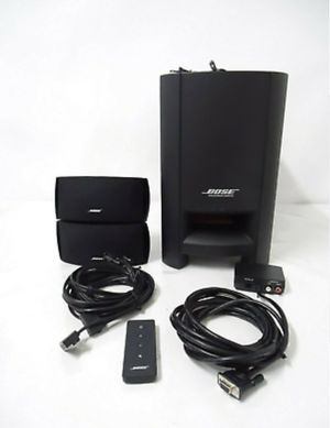 Bose cinemate series -II home theater speaker system complete for Sale in Miami, FL