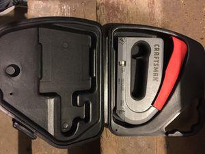 Craftsman Easy Fire Stapler/Nail Gun #68514 for Sale in Lynn, MA