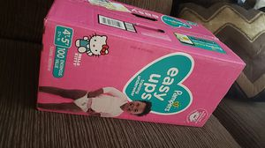 Brand new pampers easy ups for Sale in Lemon Grove, CA