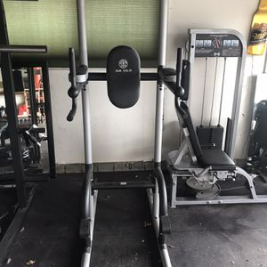 Golds Gym Ab And Pull Up Bar for Sale in Upland, CA