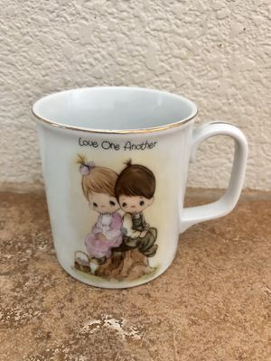 Precious Moments 1978 Love one another Coffee Mug for Sale in Manteca, CA