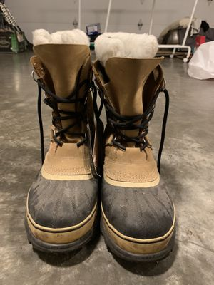 Men's Sorel Boots Size 9.5. Tag still on! for Sale in University Place, WA