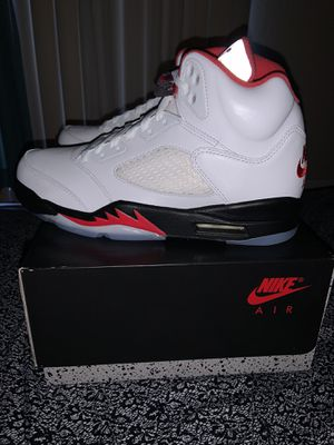 Jordan retro 5 for Sale in Fresno, CA