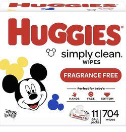 Huggies Baby Wipe for Sale in Salinas,  CA