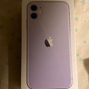 IPhone 11 Purple for Sale in Southfield, MI