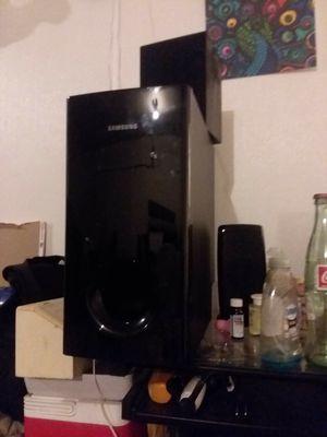 Samsung speakers for Sale in Wichita, KS