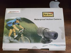 Waterproof action camera for Sale in Chicopee, MA