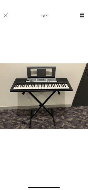 Yamaha Keyboard for Sale in San Ramon, CA