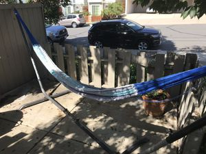 Mayan Hammock with Stand for Sale in San Diego, CA