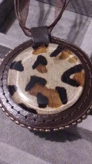 Leopard Print Pendant for Sale in North Richland Hills, TX
