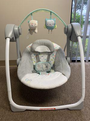 Ingenuity Portable Infant Swing for Sale in Longwood, FL