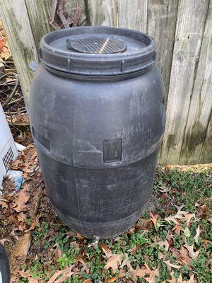 55gal. Rain barrel for Sale in Virginia Beach, VA
