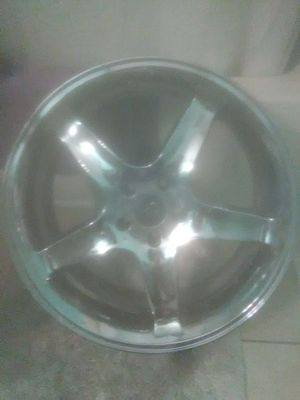 "20"" Crome Rims 5 lugs for Sale in Longs, SC"