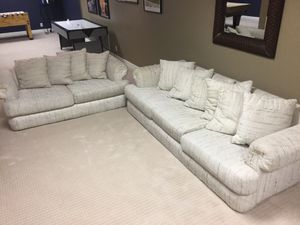 Comfy sofa and love seat for Sale in Brentwood, TN