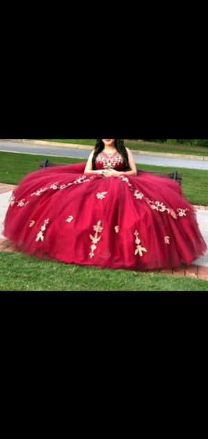 Bestido de quinceñera / 15 dress for Sale in Peachtree Corners, GA