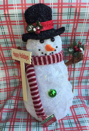 17in Christmas Snowman for Sale in Baldwin Park, CA
