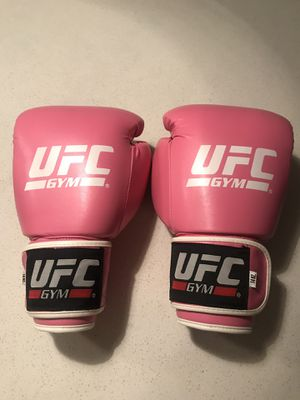 UFC Gym Gloves in Pink - New! for Sale in Tyrone, GA