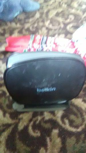 Belkin WiFi rotor old but still works asking ten for it for Sale in Fresno, CA