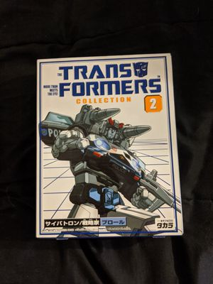 Transformers G1 Collection 2 Prowl Reissue for Sale in Pomona, CA
