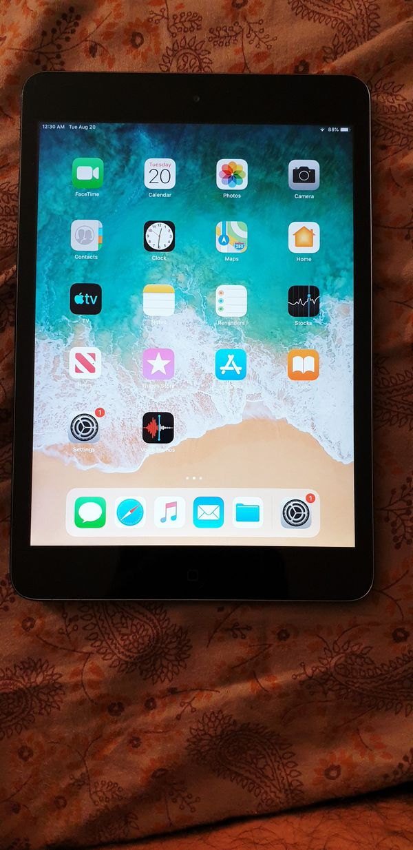 iPad mini iCloud unlocked