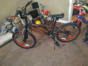 Boys orange and black bmx bike for Sale in Wichita, KS