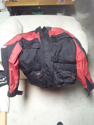 protective motorcycle jacket 50.00 for Sale in Hayward, CA