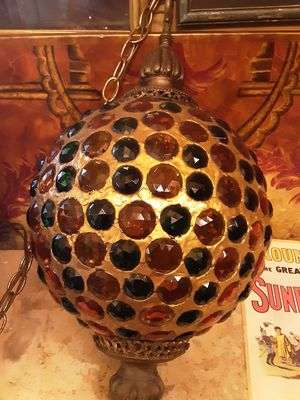 JEWELED CHANDELIER for Sale in Huntington Station, NY