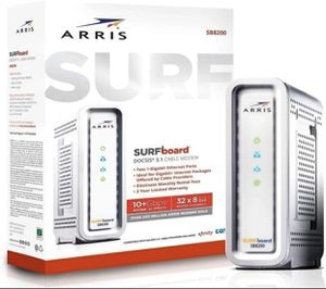 ARRIS SURFboard SB8200 Cable Modem for Sale in LAKE CLARKE, FL