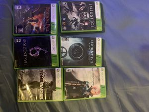 Xbox 360 Games for sale!! for Sale in San Jacinto, CA