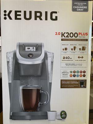 Keurig K200plus & K250 plus for Sale in Rialto, CA
