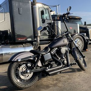 2014 Harley-Davidson Dyna Street Bob for Sale in Fresno, CA