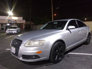 2009 audi a6, runs great for Sale in Cypress, CA