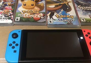 Nintendo Switch Bundle for Sale in Yucaipa,  CA