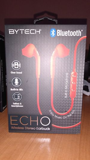 Echo wireless stereo earbuds for Sale in Belle Isle, FL
