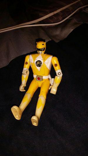 1993 flip head yellow power ranger for Sale in Manteca, CA