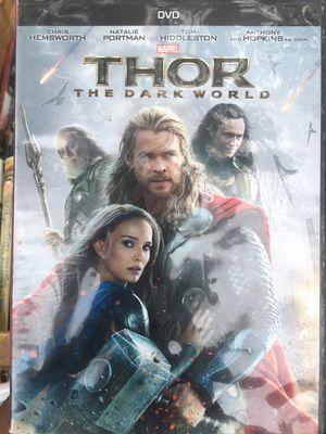Thor The Dark World dvd for Sale in Montclair, CA