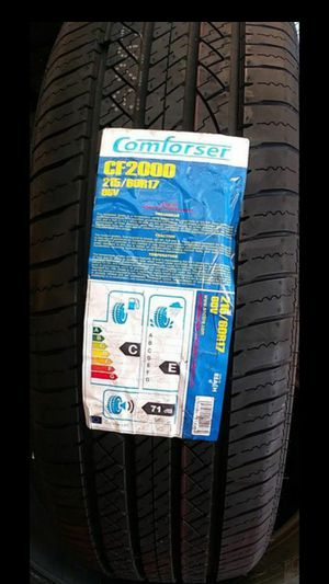 2156017 HT all new set of tires for Sale in Phoenix, AZ
