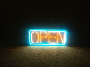 Neon sign - sold 50% lower than other listings for Sale in Tempe, AZ
