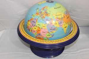 """Discovery World Globe 12"""" with Purple table Stand (EP) for Sale in Battle Ground, WA"""