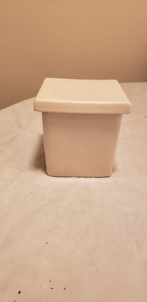 Ceramic Decorative Storage Container for Sale in Southgate, MI
