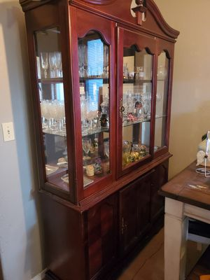 China cabinet for Sale in Tucson, AZ