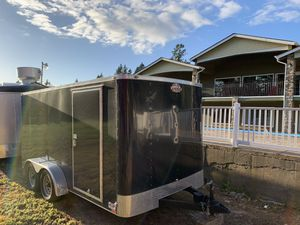 2016 7x12 enclosed cargo trailer for Sale in Boring, OR