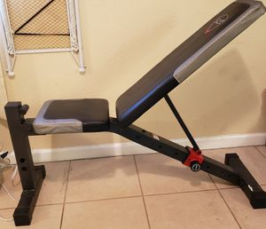 CAP STRENGTH WEIGHT BENCH for Sale in Chino, CA